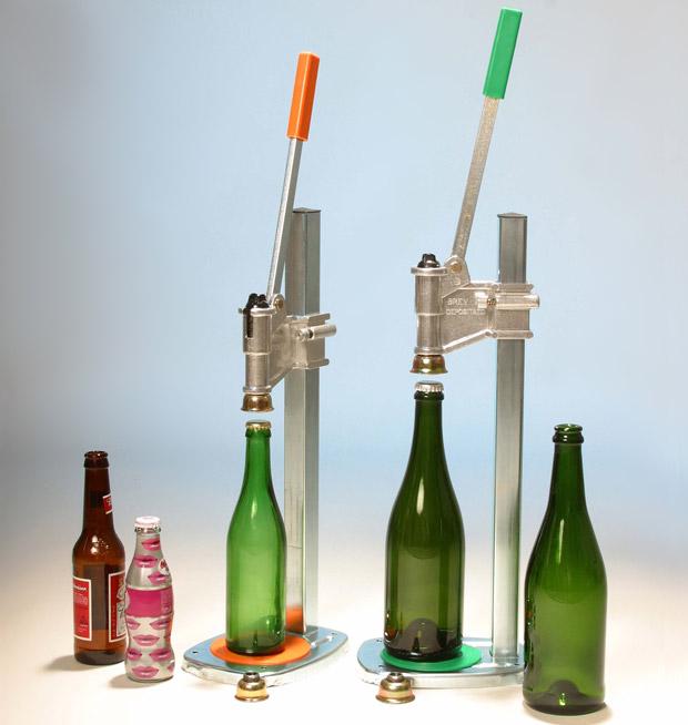 Укупорка бутылок в домашних условиях видео